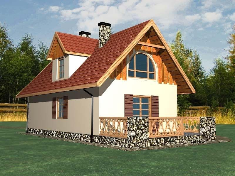 House With Attic traditional houses with attic. simply enchanting homes