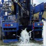 water supply from a borehole