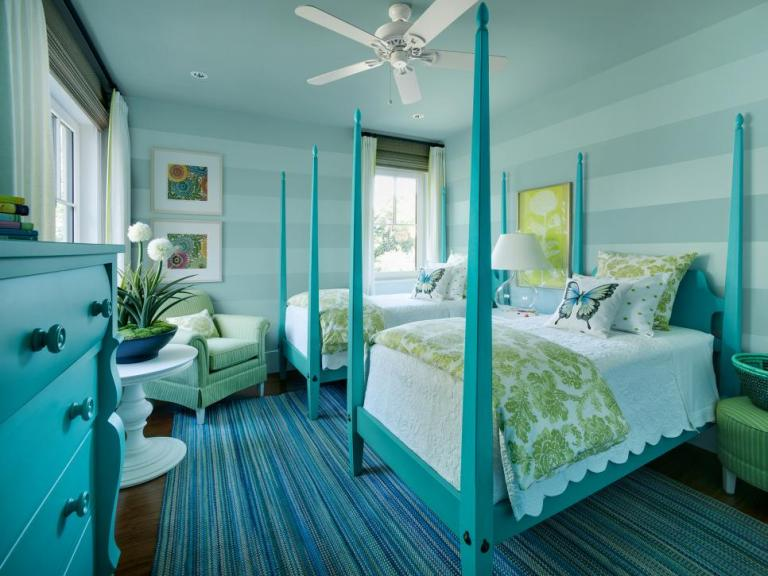 how to choose a color scheme in every room