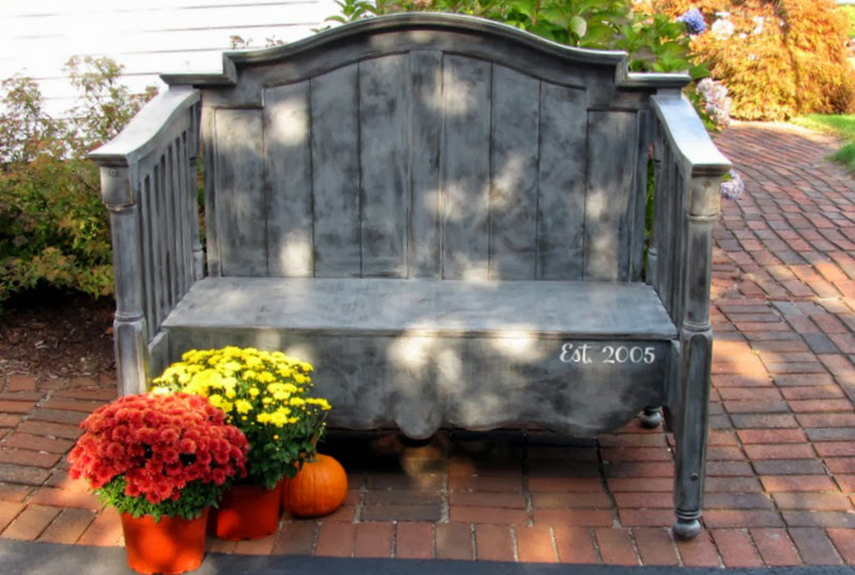 Garden Bench Ideas Part - 34: Garden Bench Ideas
