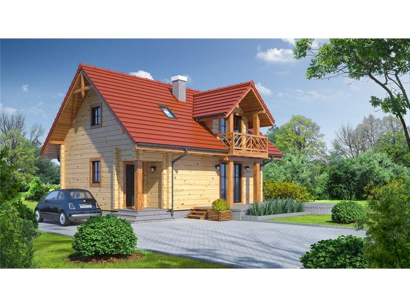 houses with dormers