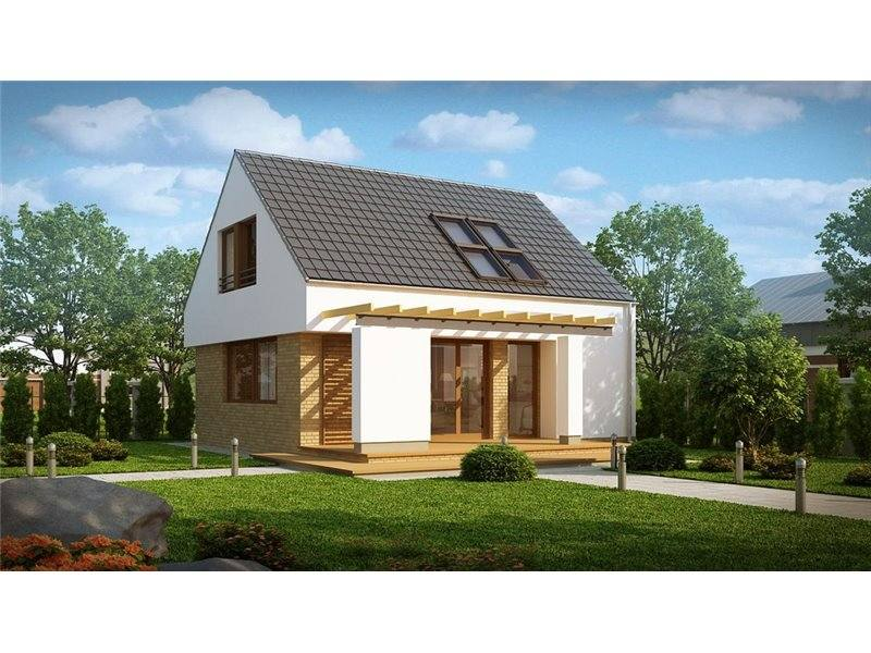 Modern brick decorated houses a traditional touch in present designs - Modern brick decorated houses ...