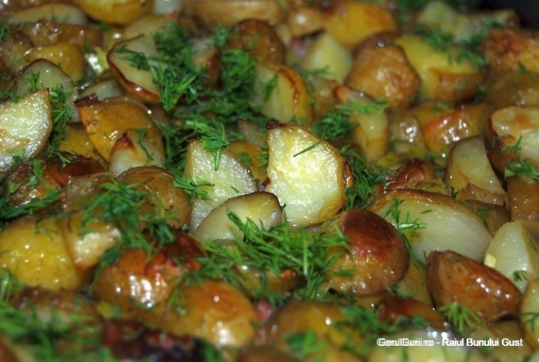 new potatoes recipes