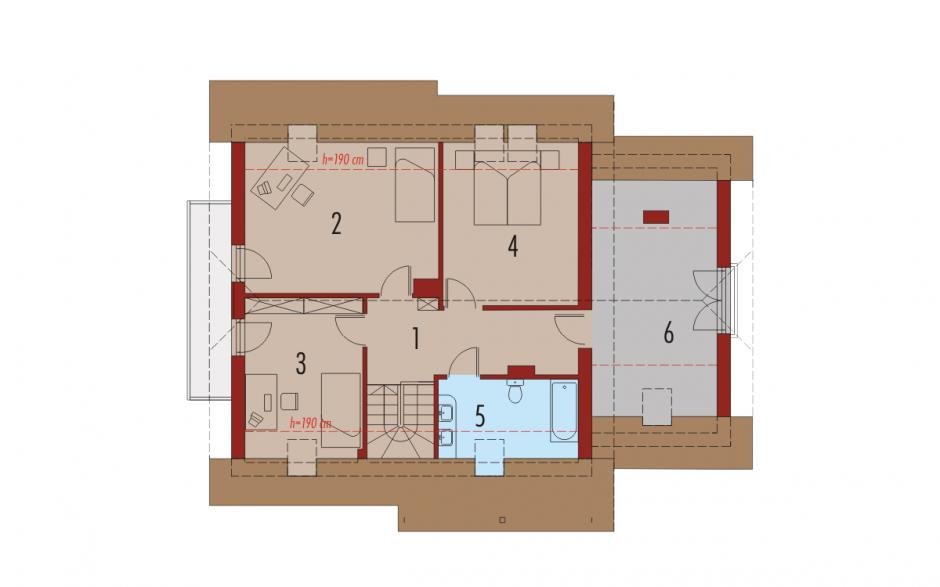 house plans with large bedrooms