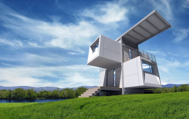 the most revolutionary green homes
