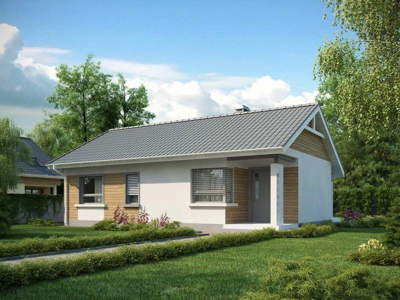Cheap 2 bedroom homes small tasteful house plans - Small house planseuros ...