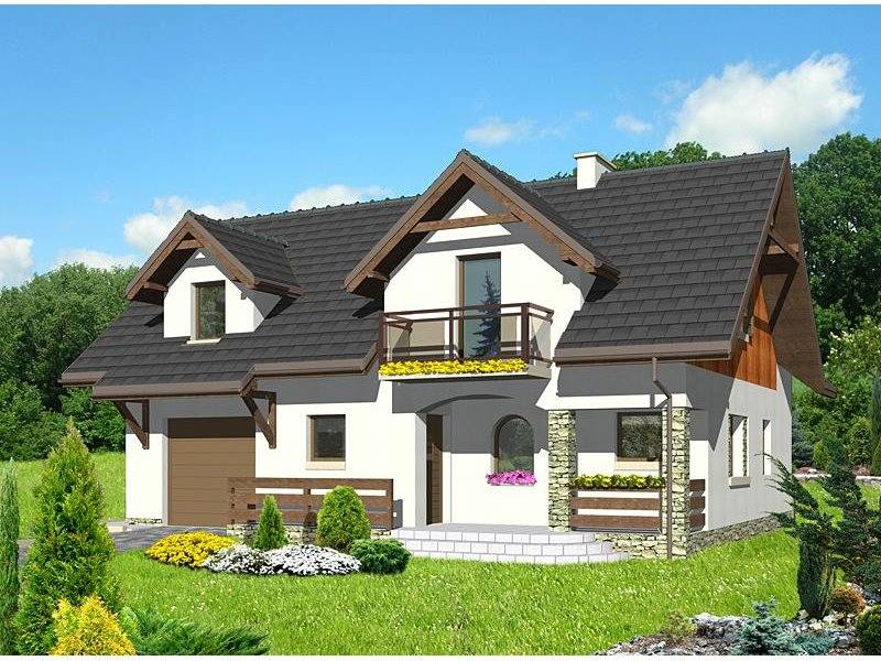 Modern 4 bedroom 3 bathroom house plans comfort above all Home design and comfort