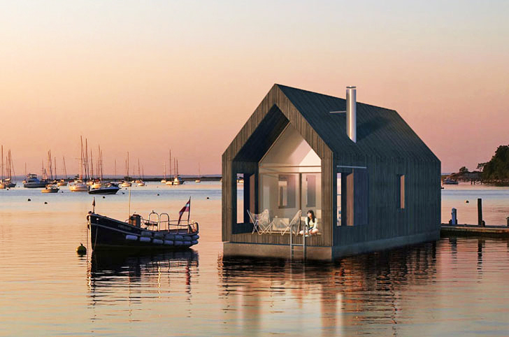 How To Build A Floating House Three Superb Examples