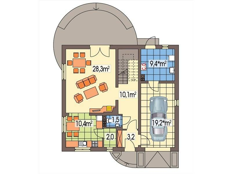 Houses for a family with 2 children modern economical plans - Should i buy or build a new home pros and cons for either choice ...