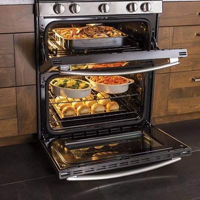 Gas or electric oven what 39 s the best choice for your cooking - Gas electric oven best choice cooking ...