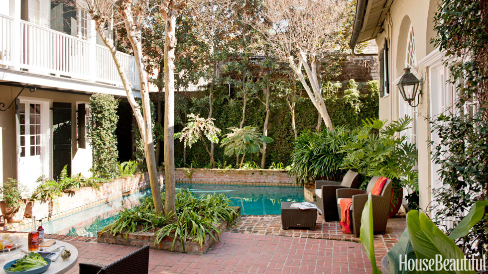 Pool Patio Design Ideas. Have a Vacation in Your Backyard