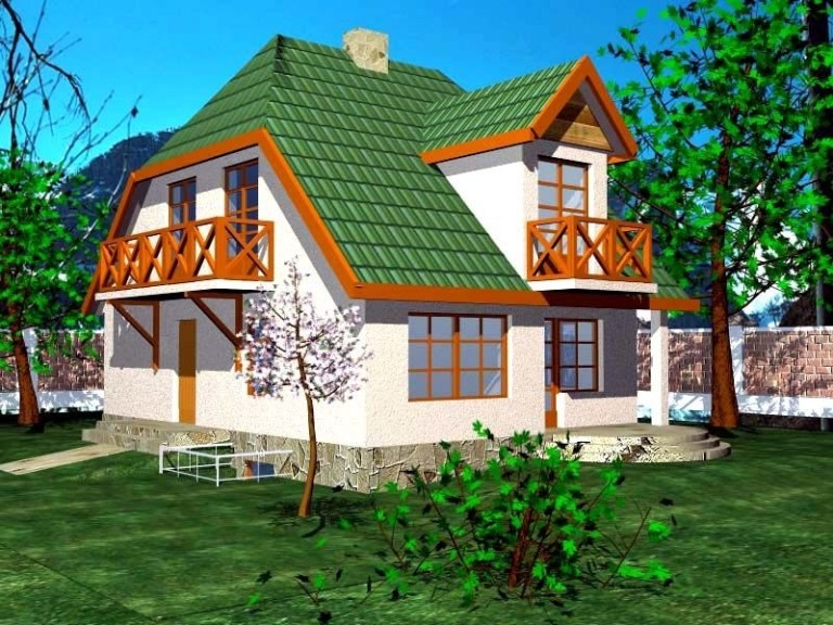 rustic houses with 3 bedrooms