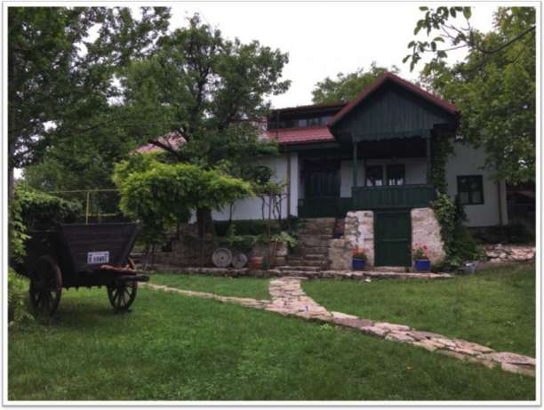 Romanian traditional houses on sale