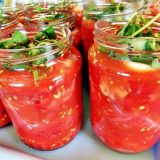 canned tomatoes overwinter