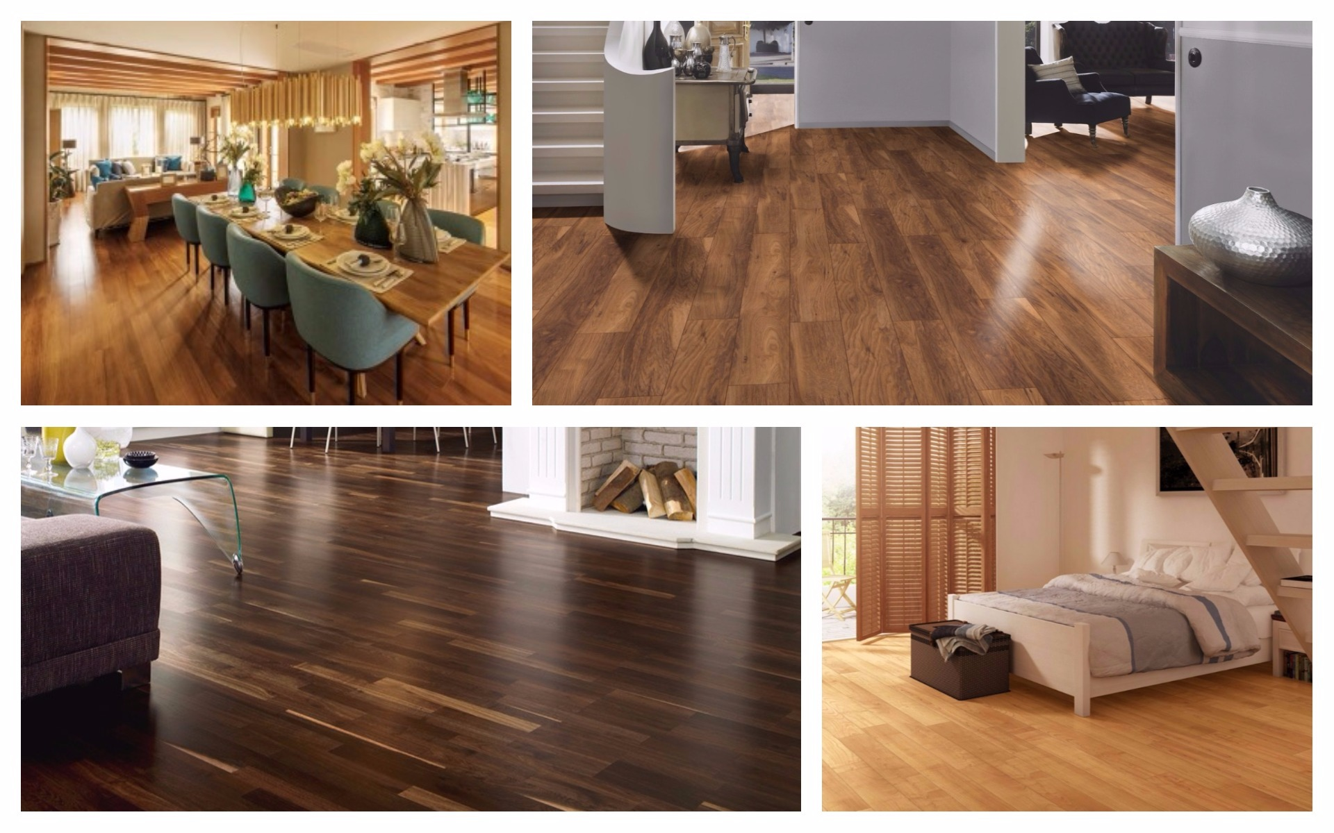 Laminate wood flooring for every room how to choose best for Best laminate flooring for bedrooms