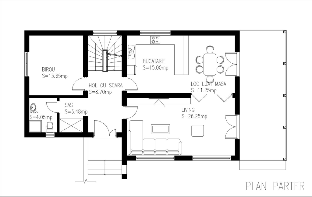 house plans for sloped plots