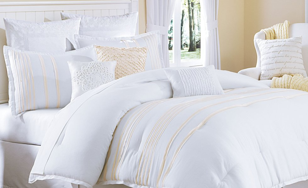 How to wash white sheets to keep them fresh houz buzz - Wash white sheets keep fresh ...