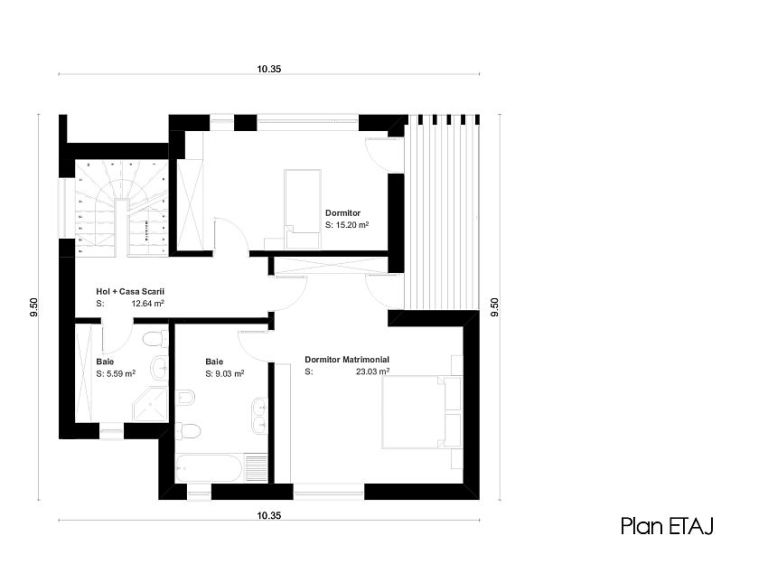 House plans under 150 square meters houz buzz for 150 square meters house floor plan