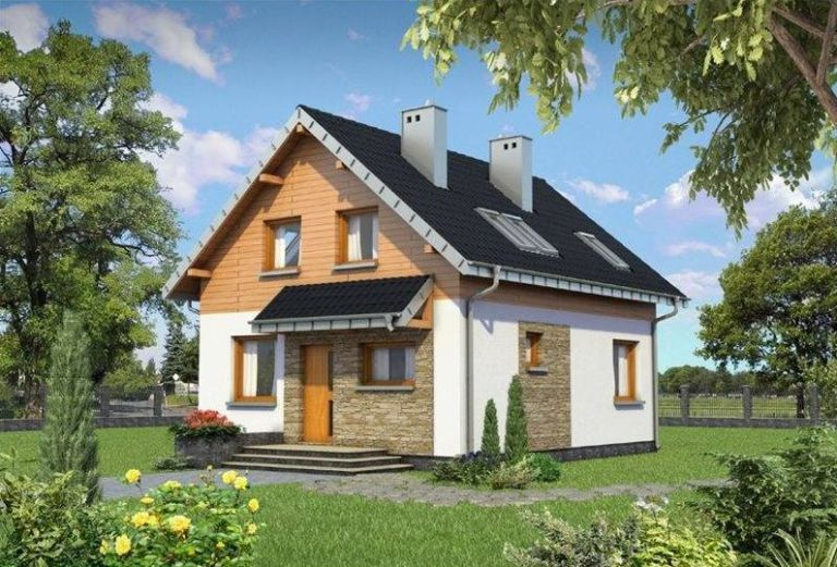 Brick House Plans. Traditional Houses