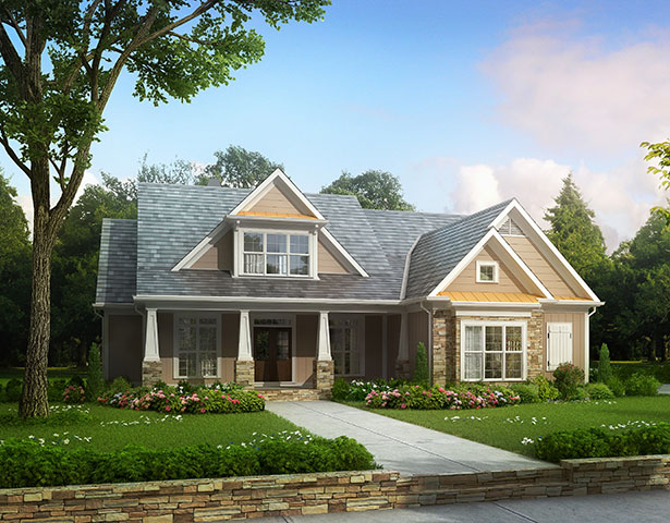 One story house plans Houz Buzz – Houses And Their Floor Plans