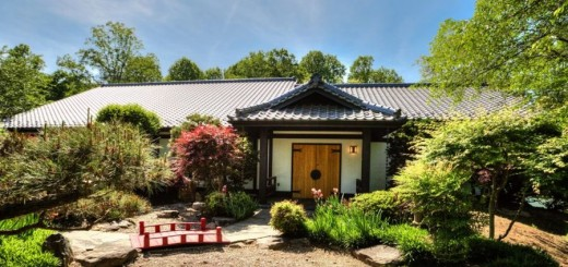 The Japanese style house