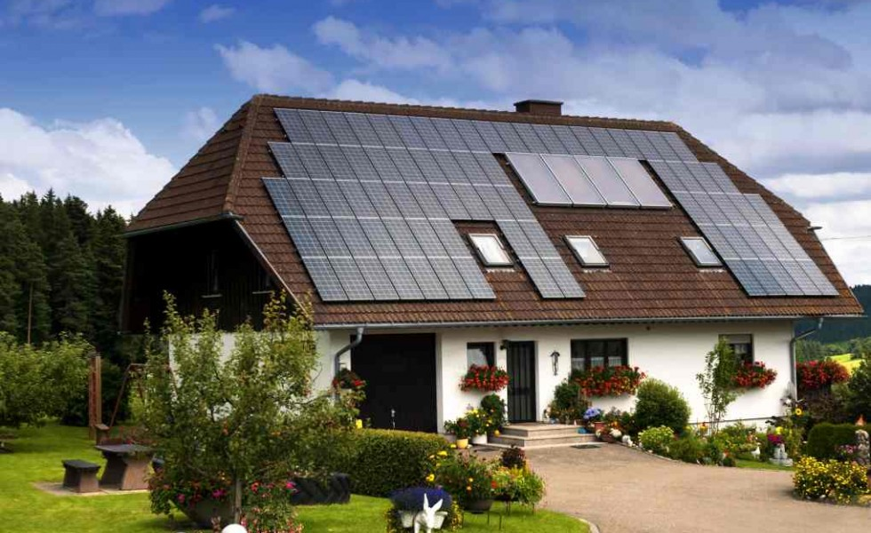Eight energy-efficient home design ideas