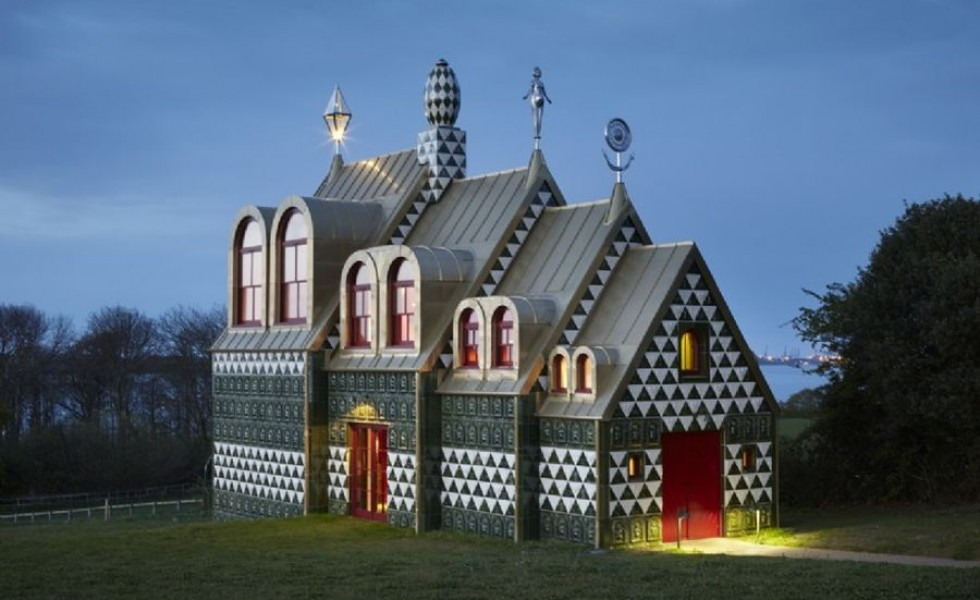 The dollhouse in Essex