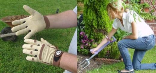Gardening and ergonomics go hand in hand