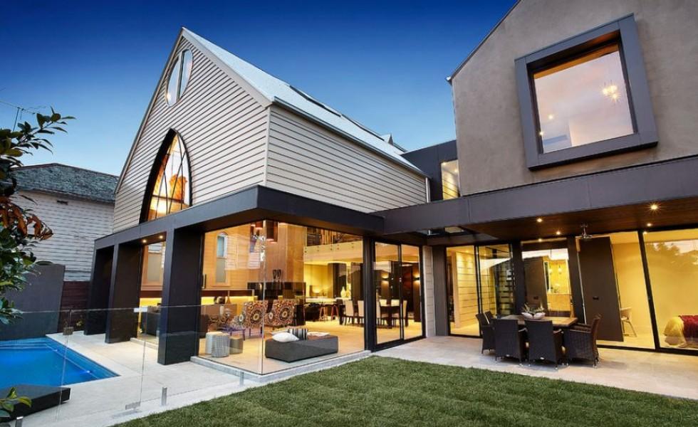 Attic Homes Exterior Design Extraordinary Homes Exterior Design Exterior
