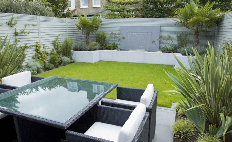 Small garden design ideas in the city