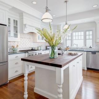 Beautiful kitchens at home