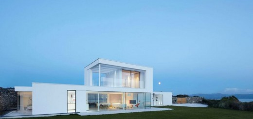 The best house in Wales is modern