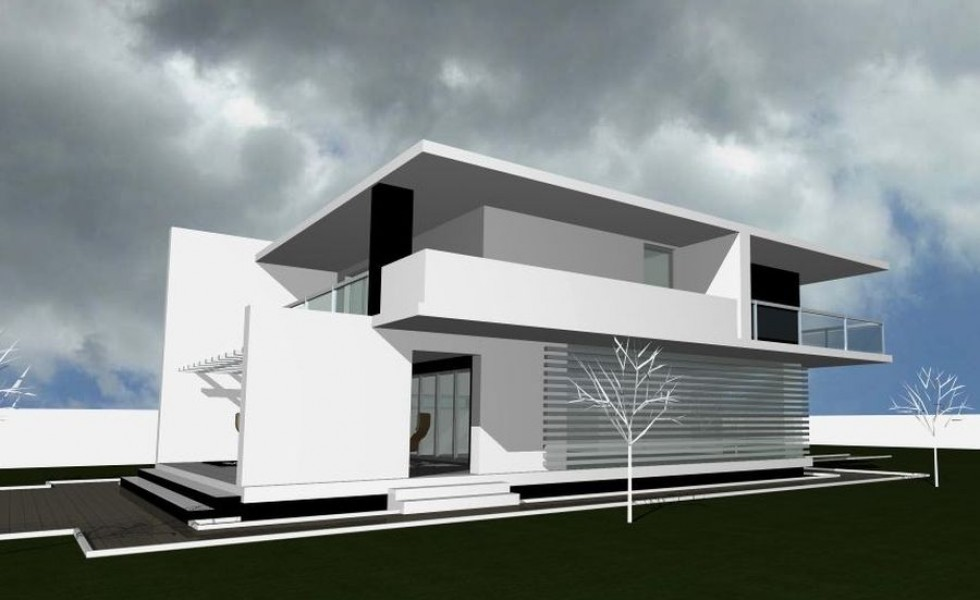 Flat Roof House Plans Aesthetics And Functionality