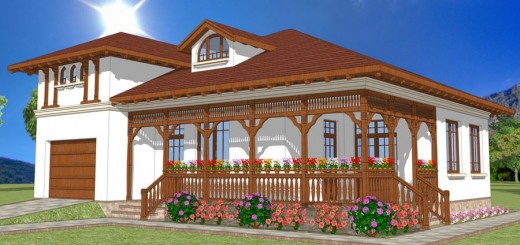 Neo Romanian architecture examples