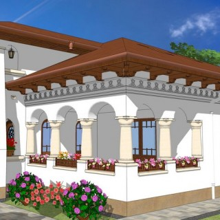 Full verandah house plans in one article