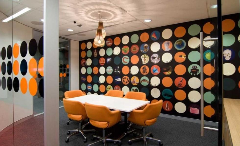 Modern office interior design ideas for home