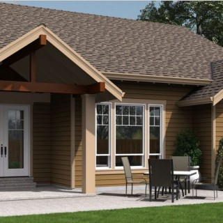 Elderly friendly house plans easily accessible
