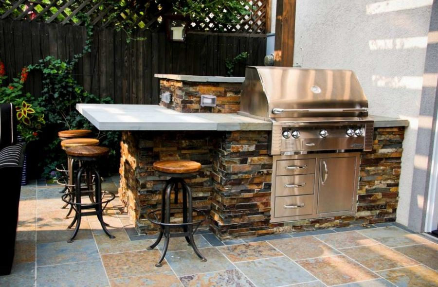 rustic outdoor kitchen ideas rustic outdoor kitchen designs 21601