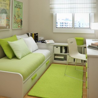 Interior design for small spaces at home