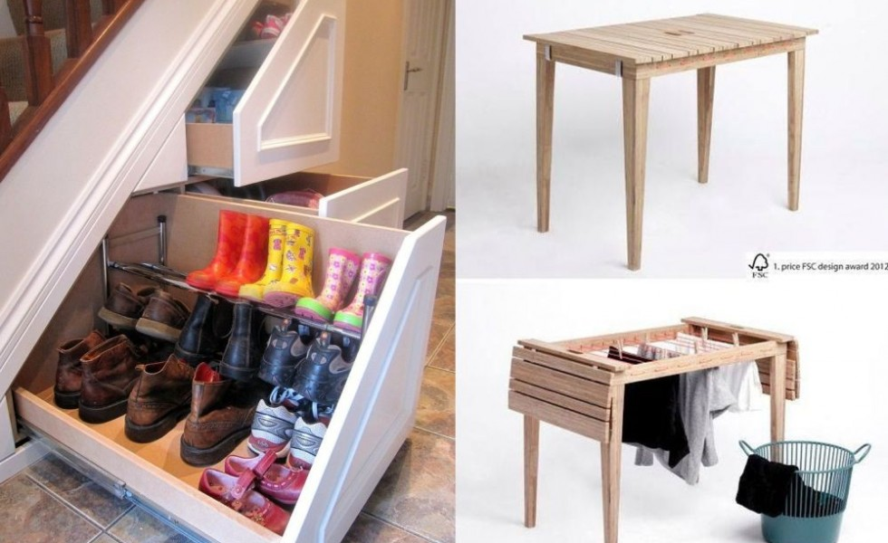 Ordinaire Smart Furniture For Small Spaces At Home