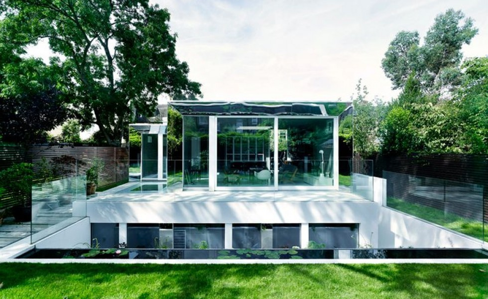 The subterranean house in London