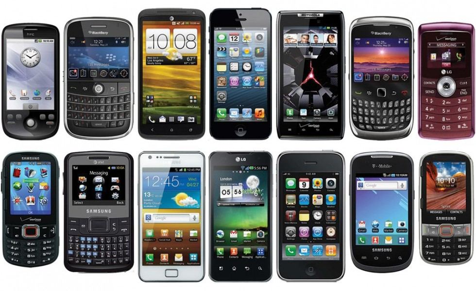 What to do with used cell phones at home
