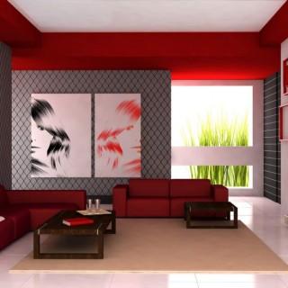 Colors for modern living room designs