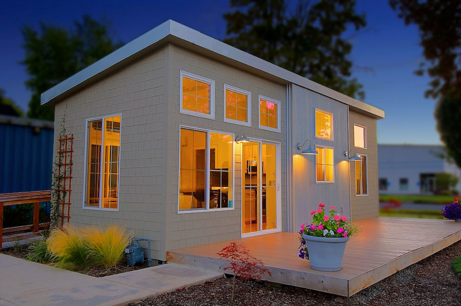 Small footprint house plans, the ideal compromise