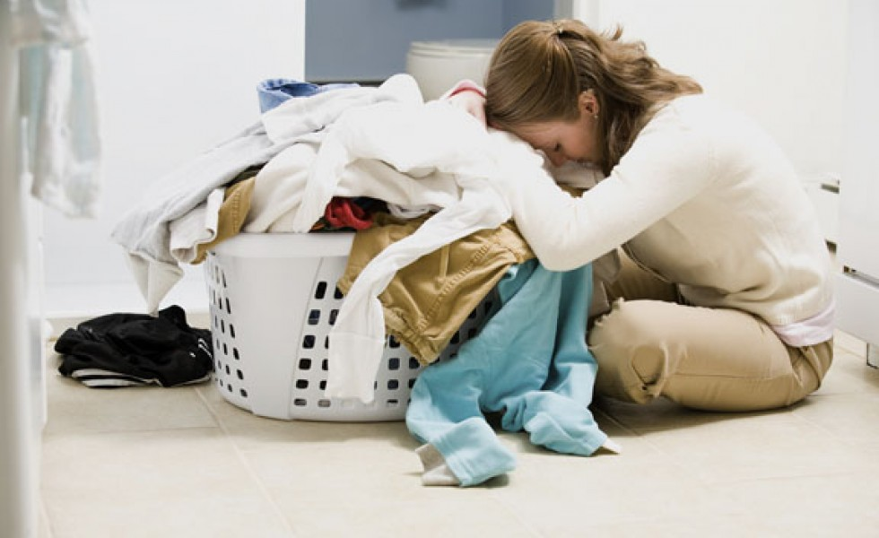 How to remove rust stains form clothes easily