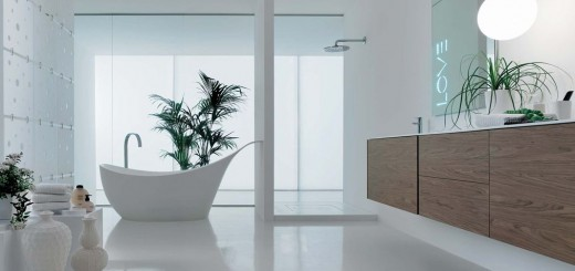 Amazing bathtubs at home