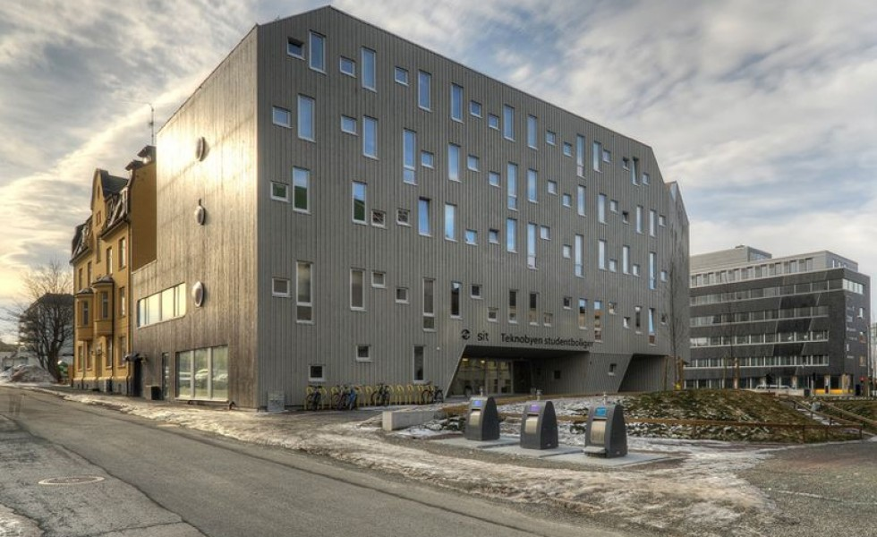Modern student housing architectural design ideas