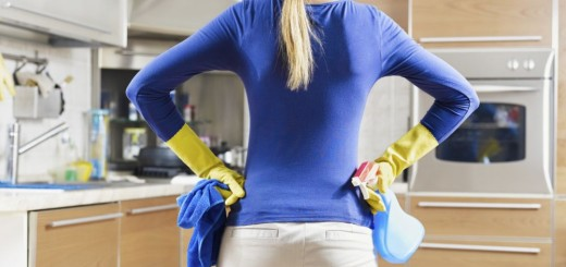 Easy cleaning at home