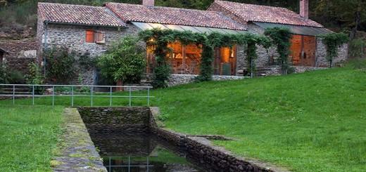 The five star mill in Dordogne