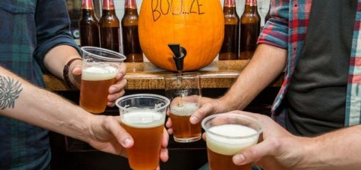Making a pumpkin keg at home